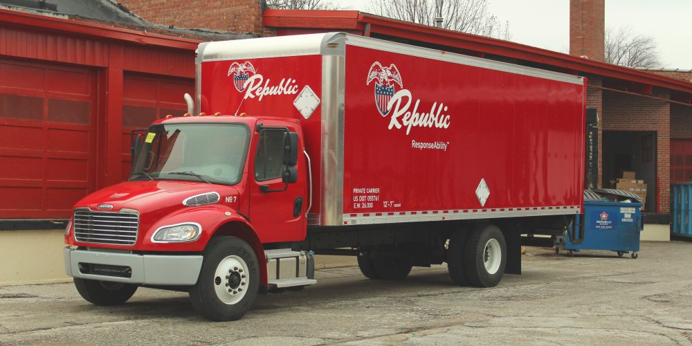 New Republic Truck - smaller