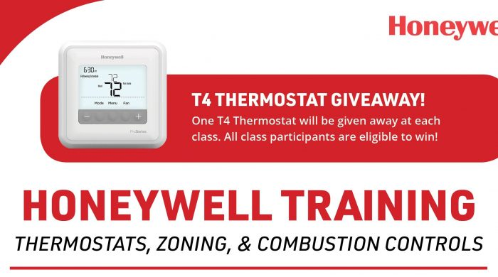Honeywell Training November 2017 Flyer