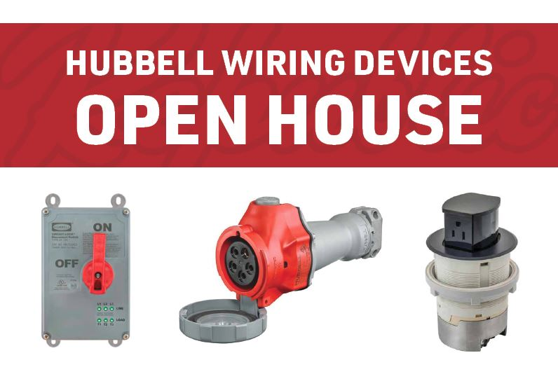 Www.hubbell-Wiring.com | Hubbell Wiring Devices Open House Republic